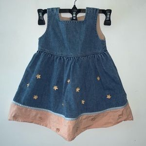 Baby Gap sundress & diaper cover size 2